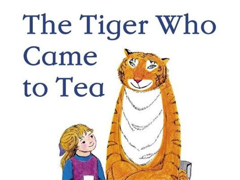 the tiger who came the tiger who came to tea focus on food money and using quotations by cvsmy teaching