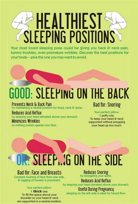how you can beat snoring for good daily mail online what s the healthiest way to sleep infograph
