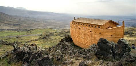 A Place By Noe Noah S Ark S Remains Found Buried In Turkey S Mount Ararat Researchers Claim