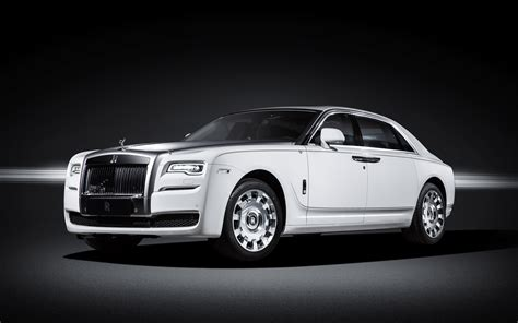 roll royce chinese rolls royce debuts ghost eternal love model for china