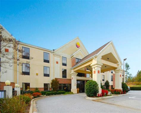 Comfort Inn Suites In Spartanburg Sc 29316