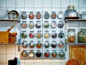 Clever Storage Ideas For Small Kitchens 15 Creative Spice Storage Ideas Hgtv