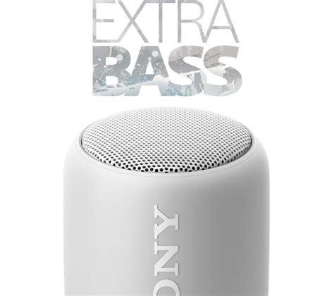 Sony Portable Waterproof Bass Bluetooth Speaker Srs Xb10 Kunin buy sony bass srs xb10 portable bluetooth wireless speaker white free delivery currys