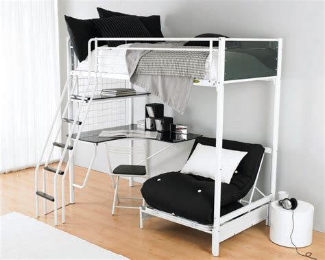 full size bunk bed mattress loft beds for adults with desk www pixshark com images