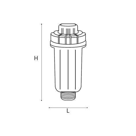 filtro anticalcare per doccia doccia solare dada s 40 litri con miscelatore e lavapiedi