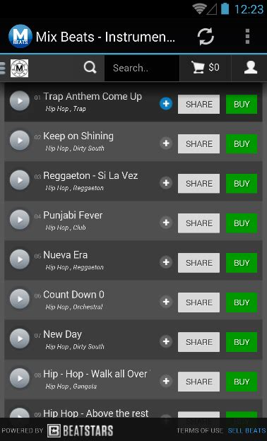 chief tone media trap beats for sale rap beats for mix rap beats instrumentals android apps on google play