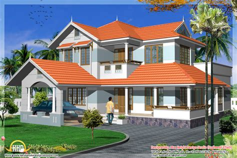 house plans kerala style 2280 sq ft kerala style house plan
