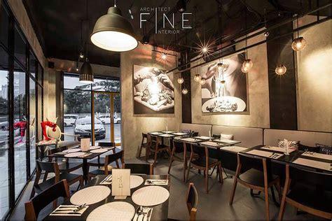 referensi inspirasi desain ruangan restoran minimalis arsitag