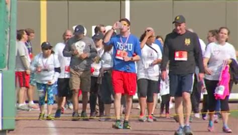 run to home base helps veterans at jetblue park wink news