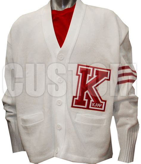 Grey Letters Sweater Size Sml custom cardigan with big varsity letter