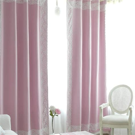 Pink Curtains Nursery Vintage Design Living Room With Blackout Lined Nursery Curtains And Light Pink Cotton Fabric