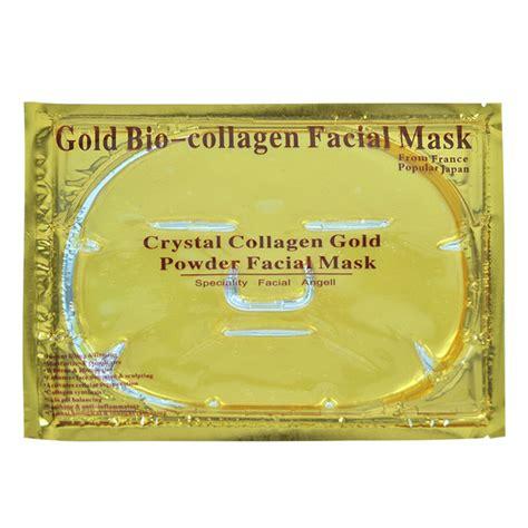 Collagen Gold Powder Mask new anti aging whitening gold bio collagen mask gold powder collage mask
