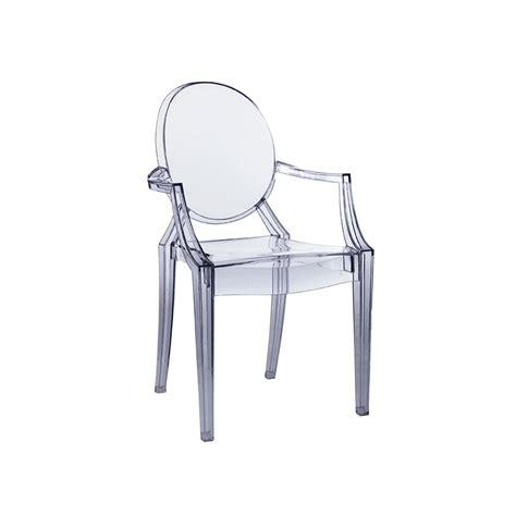 chaise louis ghost de kartell d 233 co id 233 es