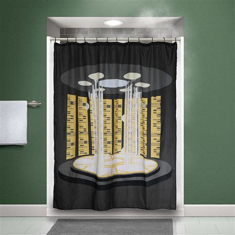 trek bathroom accessories intergalactic bathroom accessories trek tng shower
