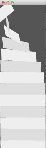 qml linearlayout qt qml listview scrolling animation