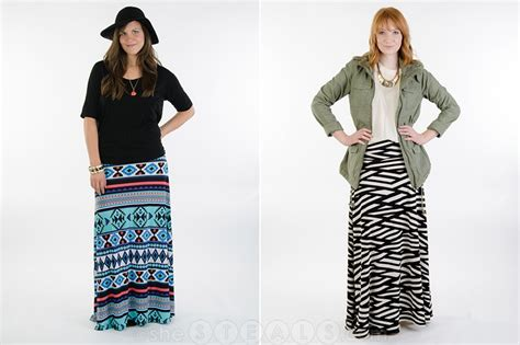 honey lace maxi skirts shesteals