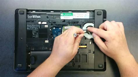 hp laptop fan not working cleaning the fan on hp probook 4530s laptop computer doovi