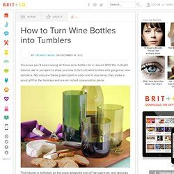 How To Turn A Wine Bottle Into A L by Jars Containers Pearltrees