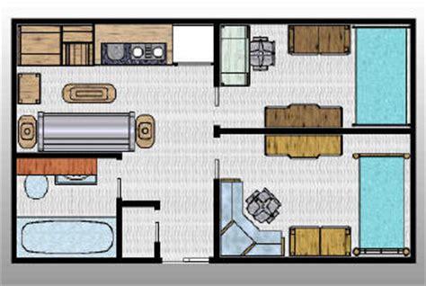 Staff Living Quarters, Luxury Ocean Liner Staff Homes at