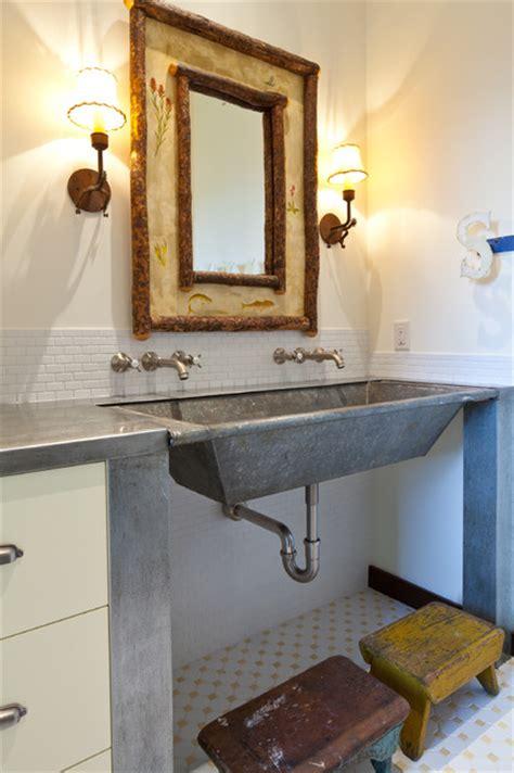 ranch bathroom ideas dairy ranch remodel rustic bathroom denver by