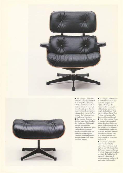 authentic eames lounge chair and ottoman 16 best charles eames images on charles