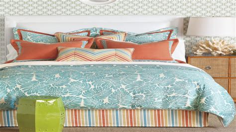 turquoise and coral bedding tropical duvet covers turquoise and coral bedding coral
