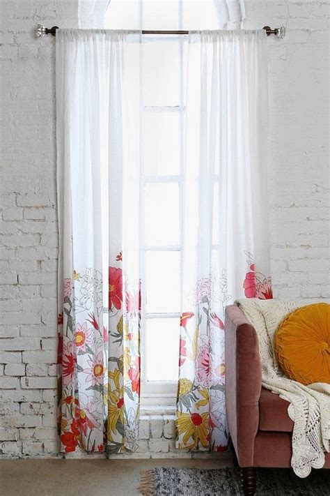 bow curtains curtains bows and the brick on pinterest