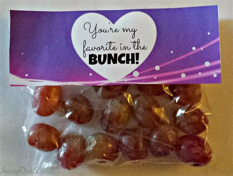 non s day ideas s day grapes gift idea for crafty morning