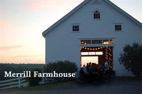 Beautiful Maine Barn Weddings   { Wedding Day }   Maine