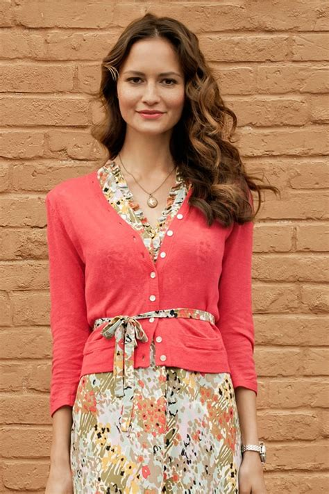 45397 Dress Dresscardi how to wear a cardigan glam radar