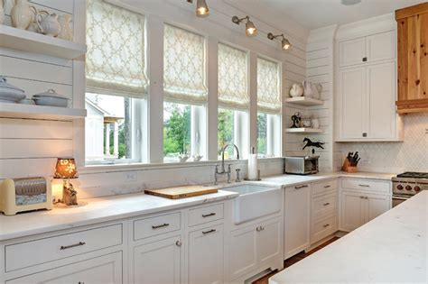bianco avion marble countertops transitional kitchen