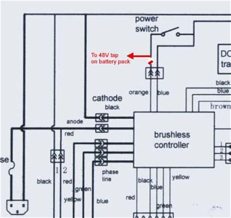 electric vehicle wiring diagram electric blueprints wiring