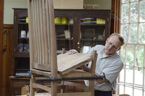 heritage school of woodworking brazos rocking chair heritage school of woodworking