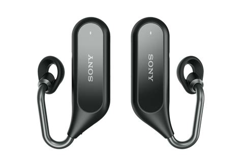 Headset Sony Xperia Go Sony Xperia Ear Duo Dual Listening Headset 187 Gadget Flow