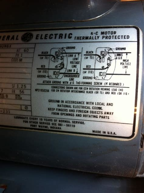 harbor lights 1 2 marathon 1 2 hp electric motor diagram 1 free engine image for