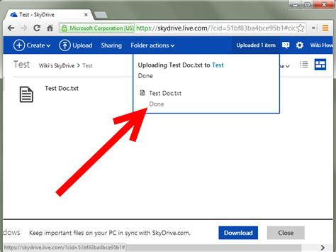 drive hotmail how to back up files using hotmail skydrive 12 steps