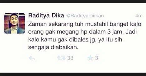 kumpulan kata kata raditya dika serta gambar kata raditya dika keren dan lucu lengkap ngawi cyber
