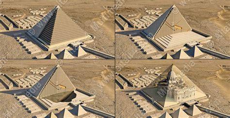 piramide cheope interno giza altair4 multimedia