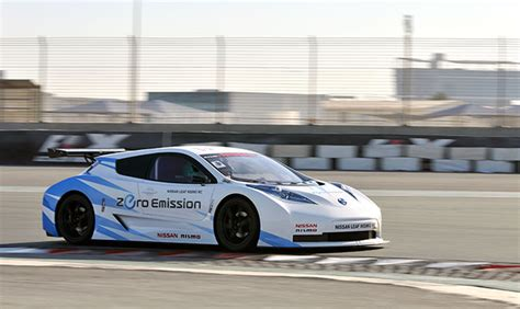 Nissan?s Electric Race Car Makes for Good, Clean Fun   WIRED