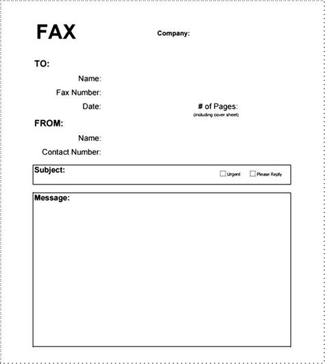 Fax Cover Sheet Template Pdf by Sle Masshealth Fax Cover Sheet 21 Free Fax Cover