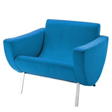guariche fauteuil fauteuil vintage bleu guariche mandarine maisons du monde
