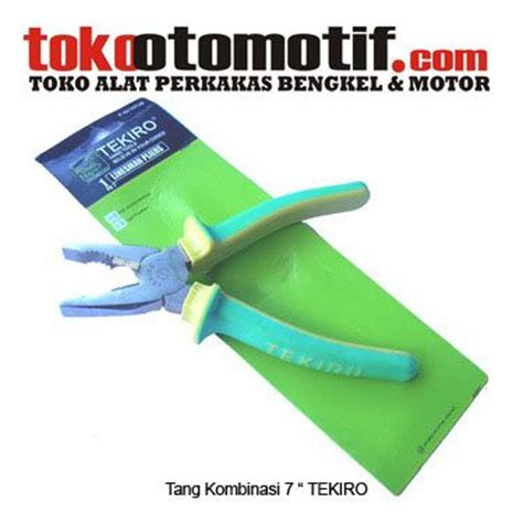 Tekiro Palu Plastik 30mm kode 01021006701 nama tang kombinasi merk tekiro