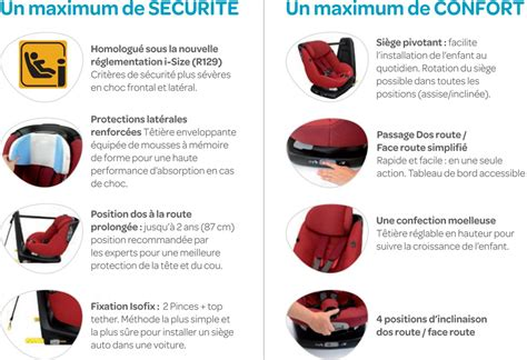 legislation siege auto enfant axissfix le si 232 ge isofix qui pivote sur 360 176 challenges fr