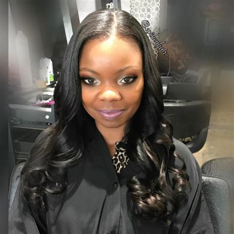 full sew in hairstyles gallery 22 amazing prom hairstyles for black girls and young women