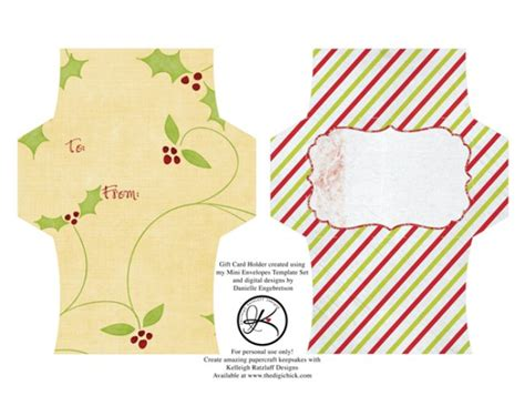 Gift Card Cards And Envelopes - 13 free printable envelope templates tip junkie