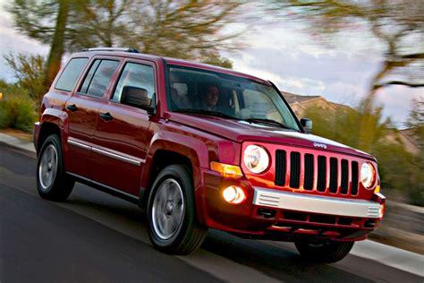 2008 jeep patriot reviews 2008 jeep patriot overview cars