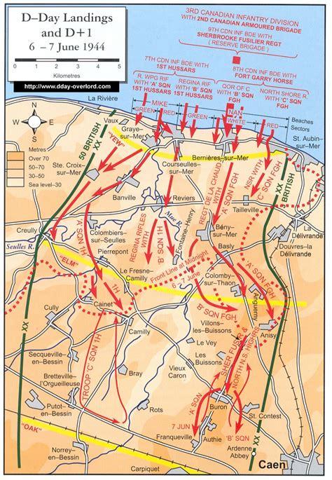 1291485791 sur la route d opar front alli 233 au soir du 6 juin le forum du d 233 barquement