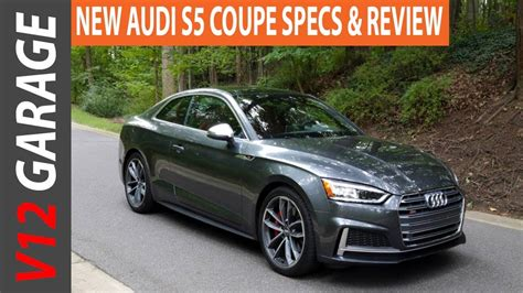 Audi S5 Interior by 2018 Audi S5 Coupe Interior Review And Colors