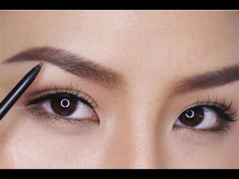 Cara Membuat Alis Nak Cantik | cara bikin alis cantik youtube
