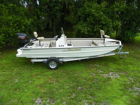 used seaark boat seaark new and used boats for sale